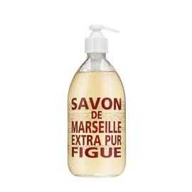 Fig of Provence Liquid Marseille Hand Soap | Compagnie de Provence | b-glowing
