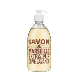 Olive and Lavender Liquid Marseille Hand Soap | Compagnie de Provence | b-glowing