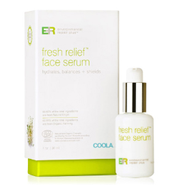 ER+ Fresh Relief Face Serum