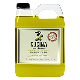 Purifying Hand Soap Refill | Cucina | b-glowing