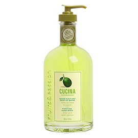 Purifying Hand Soap - Lime Zest & Cypress