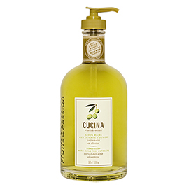 Purifying Hand Soap - Coriander & Olive Tree