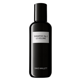 Le Volume Shampoo No. 2 | David Mallett | b-glowing