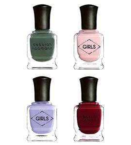 GIRLS Limited Edition Nail Lacquer Collection