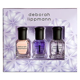 Treat Me Right 3 Piece Set | Deborah Lippmann | b-glowing