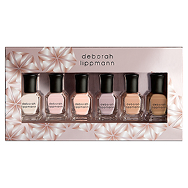 Undressed 6 piece Set | Deborah Lippmann | b-glowing