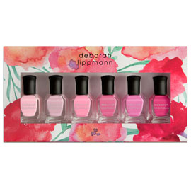 Pretty In Pink Gift Set | Deborah Lippmann | b-glowing