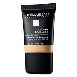 Smooth Liquid Camo Foundation | DERMABLEND Professional | b-glowing