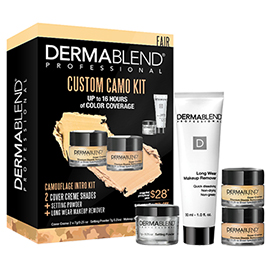 Custom Camo Kit | DERMABLEND Professional   | b-glowing