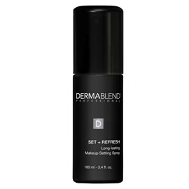 Dermablend Set & Refresh Setting Spray | DERMABLEND Professional | b-glowing