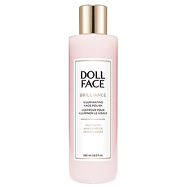 Brilliance Illuminating Face Polish | Doll Face Beauty | b-glowing