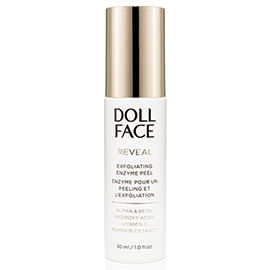 Reveal Exfoliating Enzyme Peel | Doll Face Beauty | b-glowing