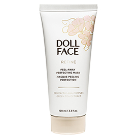 Refine Peel Away Refining Mask | Doll Face Beauty | b-glowing