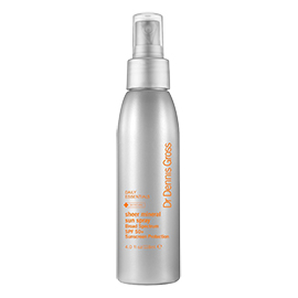 Sheer Mineral Sun Spray SPF 50 | Dr. Dennis Gross | b-glowing