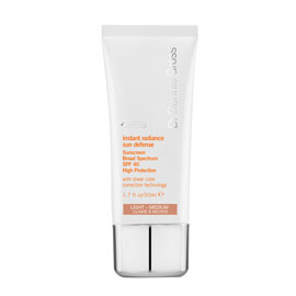 Instant Radiance Sun Defense Broad Spectrum SPF 40 | Dr. Dennis Gross | b-glowing