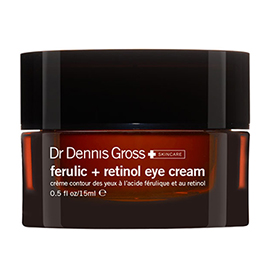 Ferulic + Retinol Eye Cream | Dr. Dennis Gross | b-glowing
