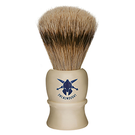 Corsair Super Badger Shave Brush | Dreadnought | b-glowing