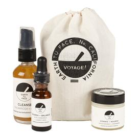 Voyage! Travel Kit | Earth tu Face | b-glowing
