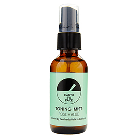 Toning Mist | Earth tu Face | b-glowing