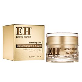 Age Support Face Cream | Emma Hardie | b-glowing