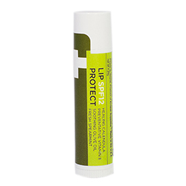 Lip Protect Lip Balm SPF 12 | Ernest Supplies | b-glowing