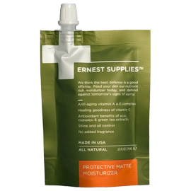 Protective Matte Moisturizer | Ernest Supplies | b-glowing