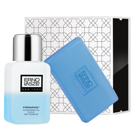Firmarine Double Cleanse Travel Set | ERNO LASZLO | b-glowing