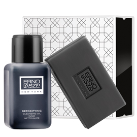 Detoxifying Double Cleanse Travel Set | ERNO LASZLO | b-glowing