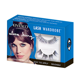 Lash Wardrobe | eyeko | b-glowing