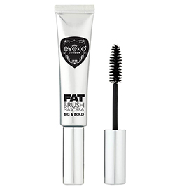 Fat Brush Mascara | eyeko | b-glowing
