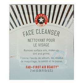 Face Cleanser Sample