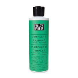 Complete Shampoo | Fellow Barber | b-glowing