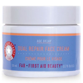 First Aid Beauty Dual Repair Face Cream