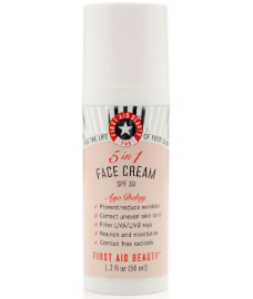 First Aid Beauty 5 in 1 Face Cream with SPF 30 | First Aid Beauty | b-glowing