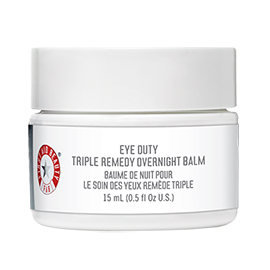 Eye Duty Triple Remedy Overnight Balm | First Aid Beauty | b-glowing