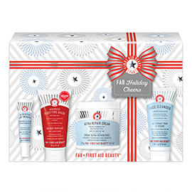 Holiday Cheers Kit | First Aid Beauty | b-glowing