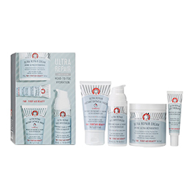 First Aid Beauty Ultra Repair Kit - Head To Toe Hydration