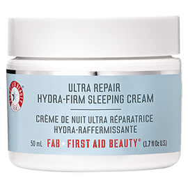 Ultra Repair® Hydra-Firm Sleeping Cream | First Aid Beauty | b-glowing