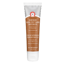 Slow Glow Gradual Self-Tanning Moisturizer | First Aid Beauty | b-glowing