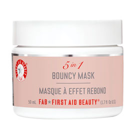 5 in 1 Bouncy Mask | First Aid Beauty | b-glowing