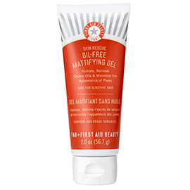 Skin Rescue Oil-Free Mattifying Gel | First Aid Beauty | b-glowing