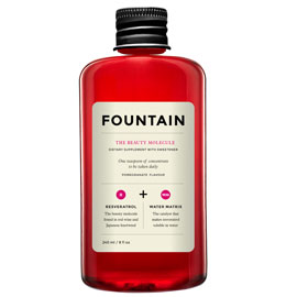 The Beauty Molecule | Fountain | b-glowing