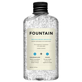 The Hyaluronic Molecule | Fountain | b-glowing