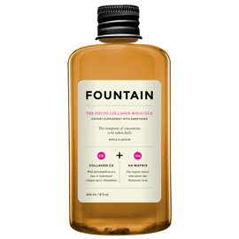 The Phyto-Collagen Molecule | Fountain | b-glowing