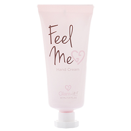 Feel Me Hand & Body Cream | Glam-it! | b-glowing