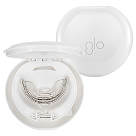 GLO Brilliant Whitening Mouthpiece and Case
