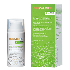 Radical Difference - Advanced Antioxidant Serum | Goldfaden MD | b-glowing
