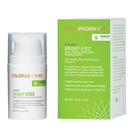 Bright Eyes - Dark Circle Radiance Concentrate | Goldfaden MD | b-glowing