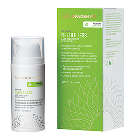 Needle-less - Fine Line Smoothing Concentrate | Goldfaden MD | b-glowing