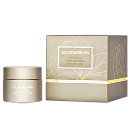 Plant Profusion Lifting Neck Cream | Goldfaden MD | b-glowing